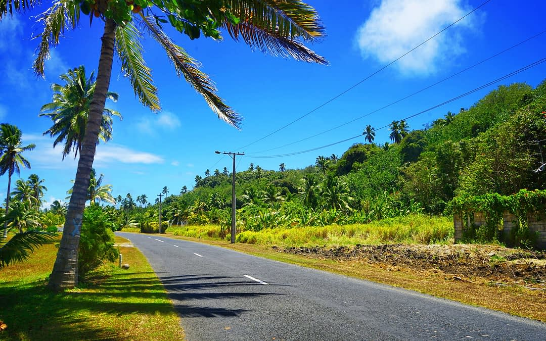 Getting Around the Cook Islands